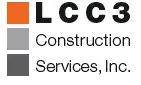 LCC3 Construction Services Logo